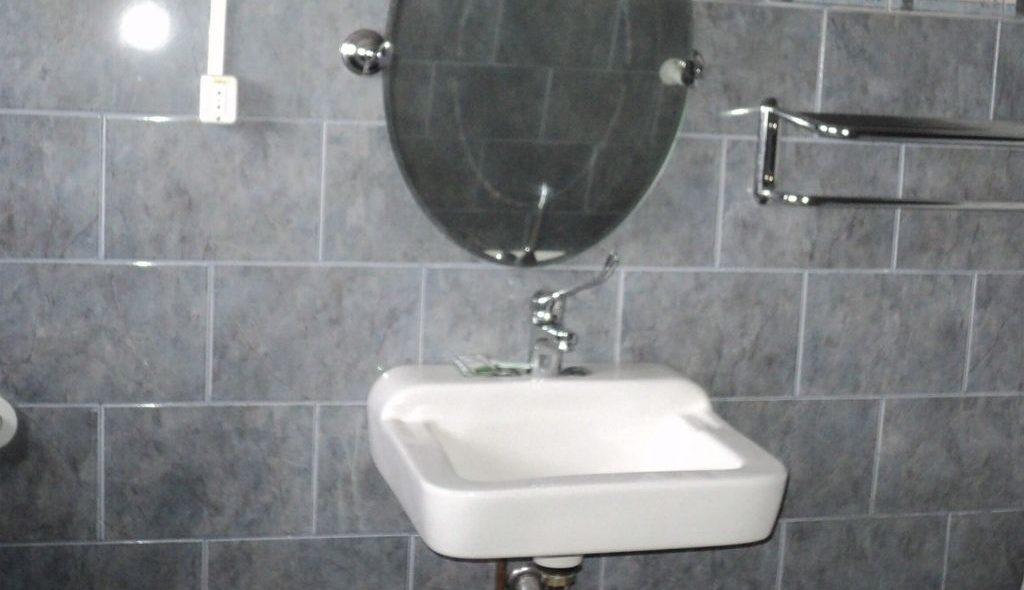 Baño Habitación Inclusiva pax La Posada del Colono