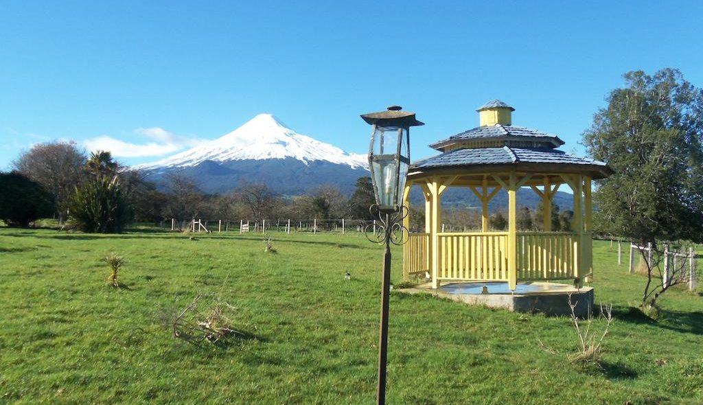 La Posada del Colono Vista Volcan Osorno